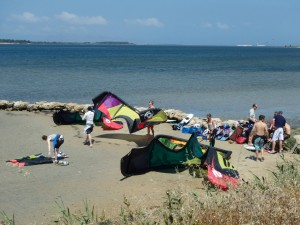 école de kitesurf Kiteallday.be